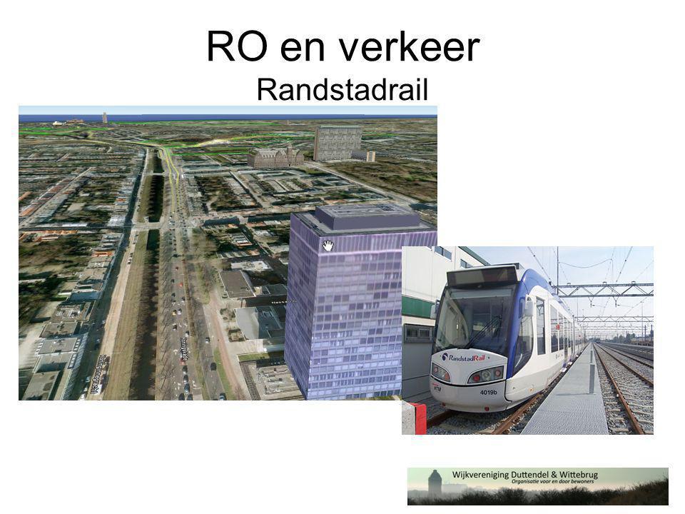 RO en verkeer Randstadrail