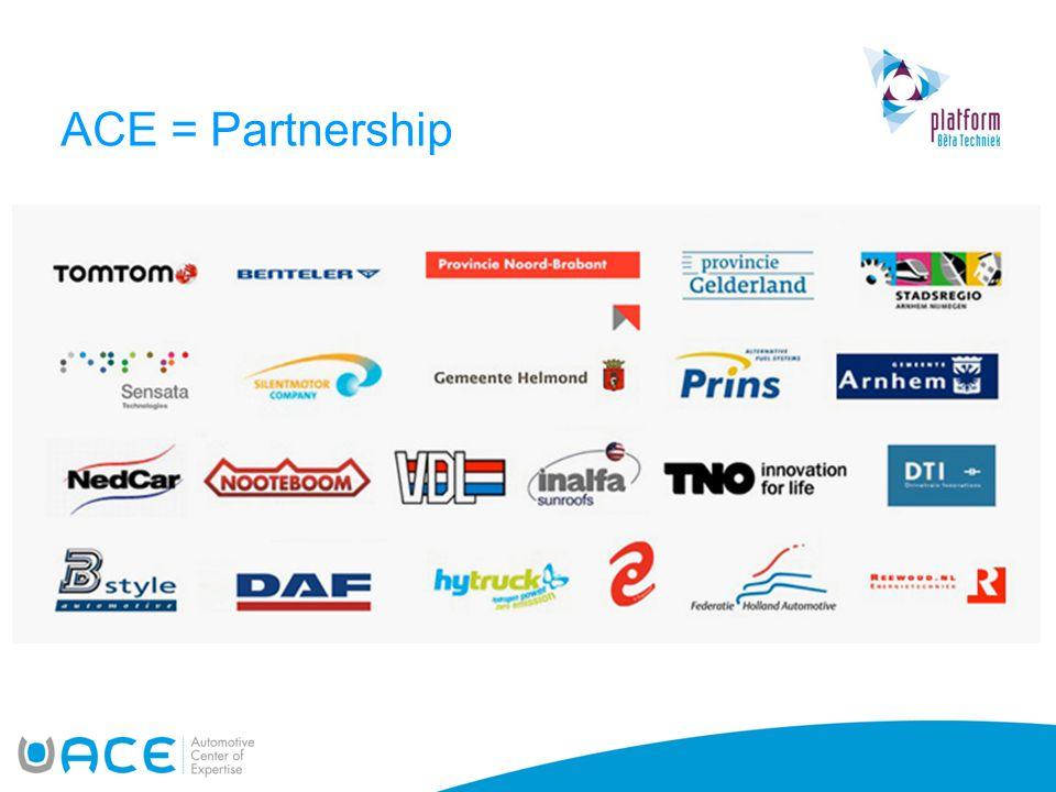 ACE = Partnership