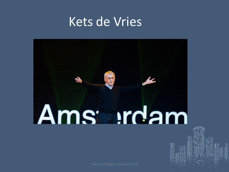 Kets de Vries Hans de Hoog 4 februari 2014