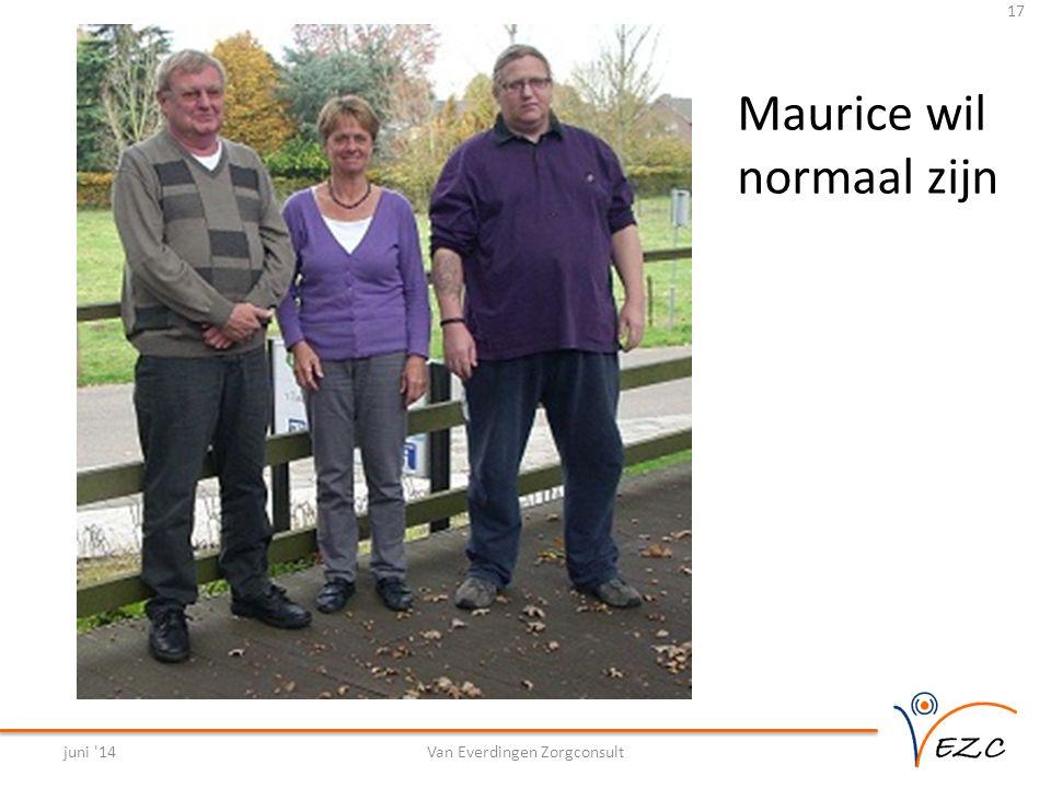 Maurice wil normaal zijn juni 14Van Everdingen Zorgconsult 17