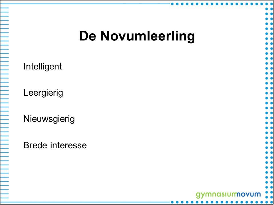 DOEL 1e JAAR NOVUM • Begeleiding overgang BO-VO • Het ontwikkelen van een positief pedagogisch klimaat