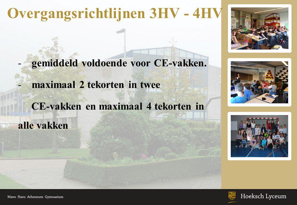 -slechts één vijf in de vakken Nederlands, Engels en Wiskunde.