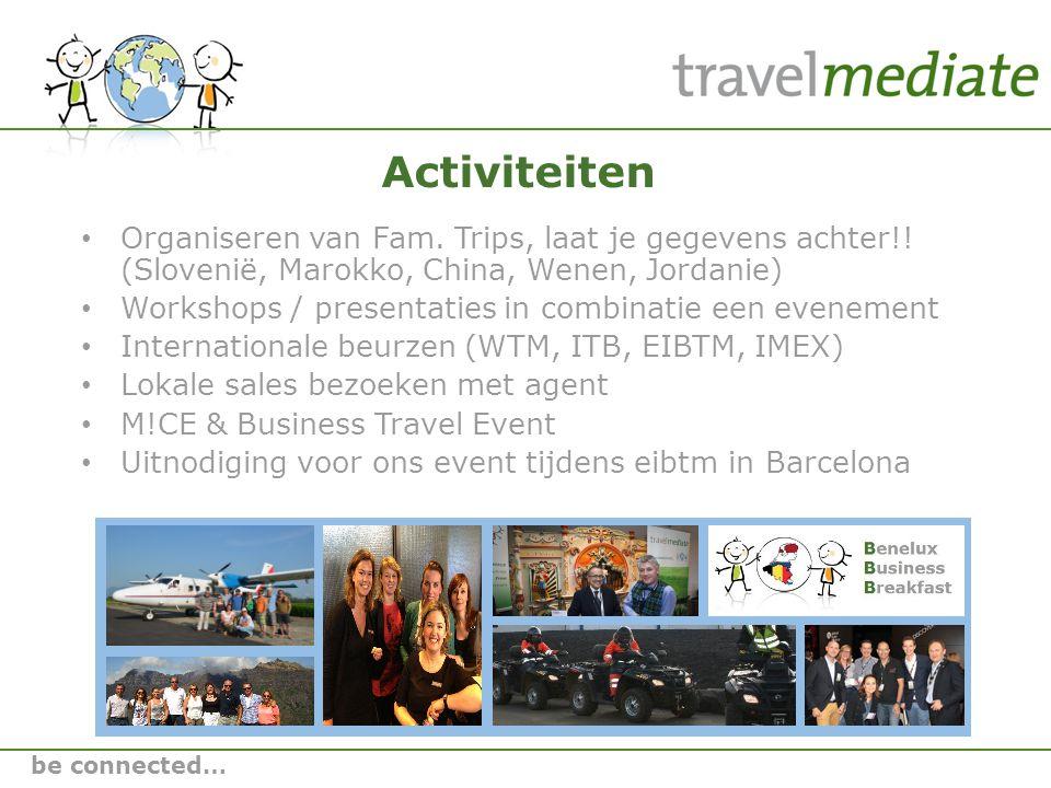 Activiteiten • Organiseren van Fam. Trips, laat je gegevens achter!.