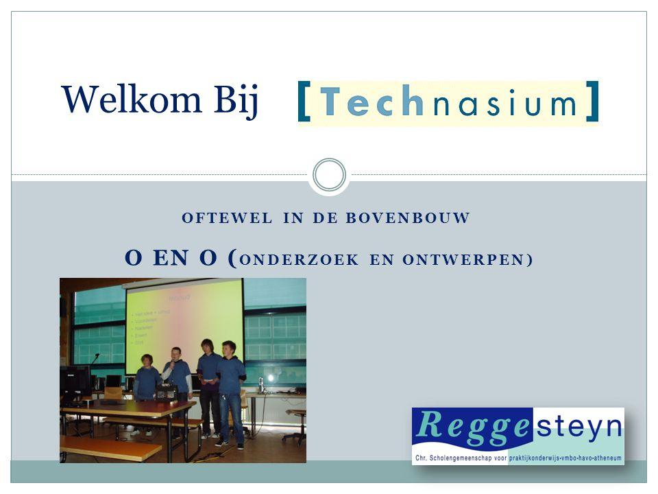 Veel meiden kiezen Technasium Ben Oldelmans waterschap Johan ten Dam Gemeente Leerlingen 4 Havo