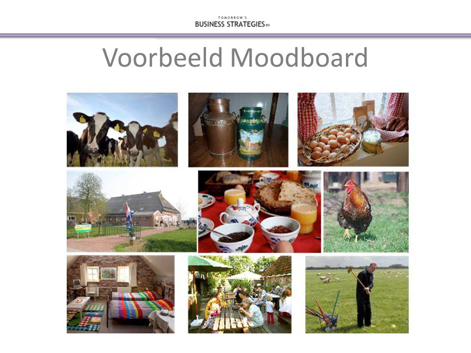 Voorbeeld Moodboard