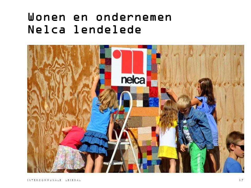 Wonen en ondernemen Nelca lendelede INTERCOMMUNALE LEIEDAL 17