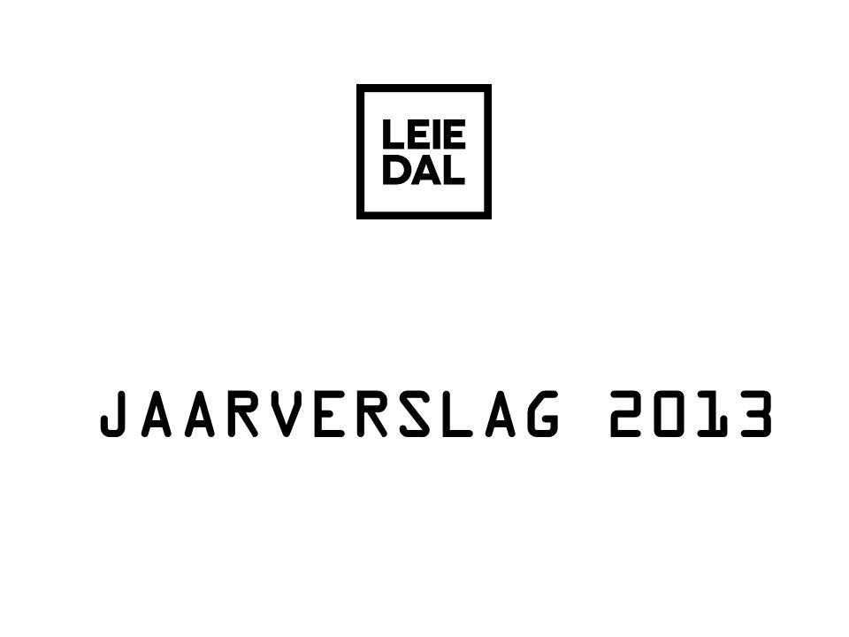 JAARVERSLAG 2013