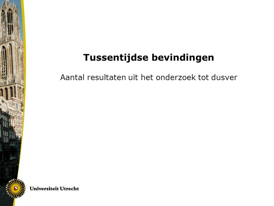 Onderzoek vanaf 1 januari 2012  Onderzoek 1 januari 2010 tot 1 januari 2014  Eindproduct: proefschrift  Terugkoppelingen van tussentijdse resultaten  Website www.allemaalopvoeders.nl blijft onlinewww.allemaalopvoeders.nl  Dataverzameling gaat door, betrokkenen worden daarover bericht