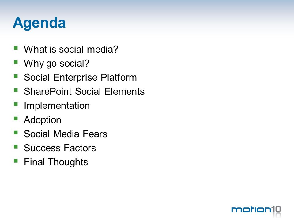 SharePoint: Social Elements (2)