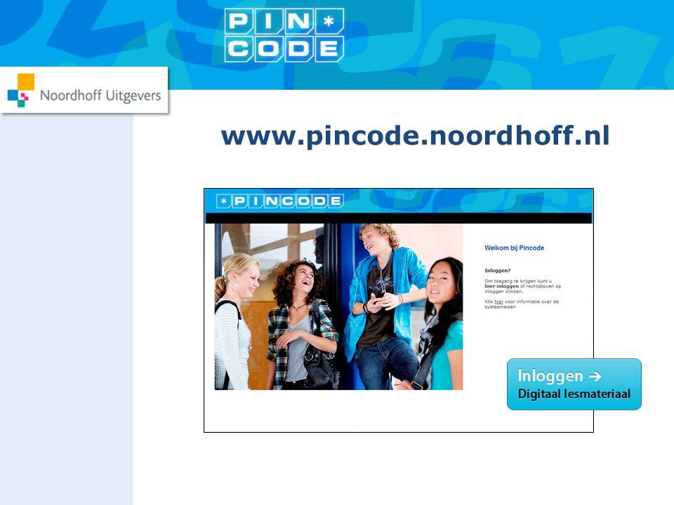 www.pincode.noordhoff.nl