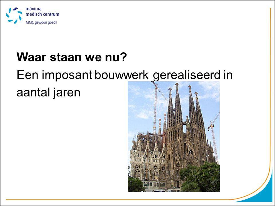 Aantal websites: 1 portaal (mmc.nl); 27 websites van specialismen diverse centra: borst, dialyse, oncologie, MIC
