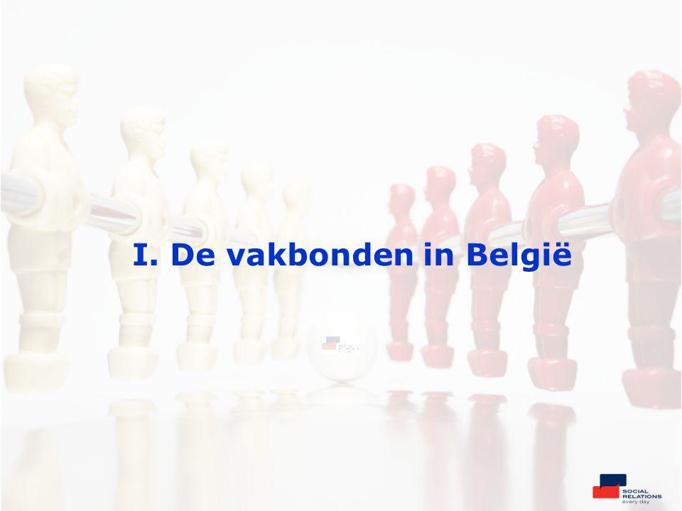 Vakbonden in België Niet te vermijden ….