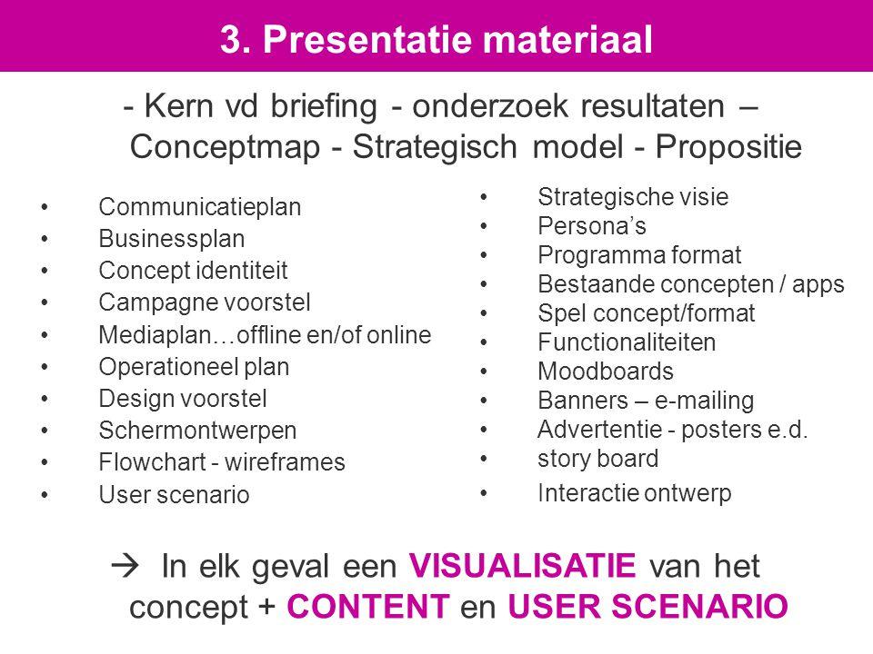 MediaPan Voorstel/Mix.