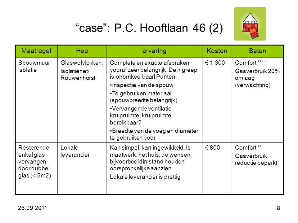 case : P.C.