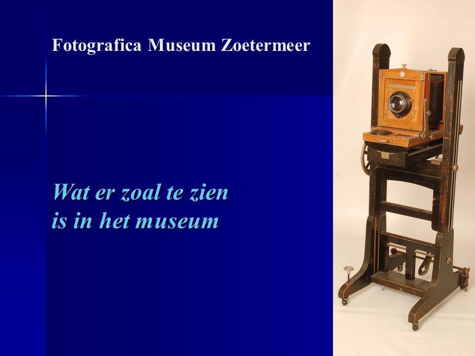 Fotografica Museum Zoetermeer