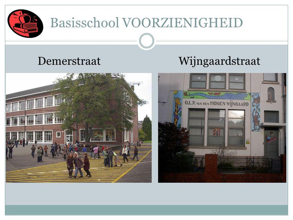 Basisschool VOORZIENIGHEID Demerstraat Wijngaardstraat