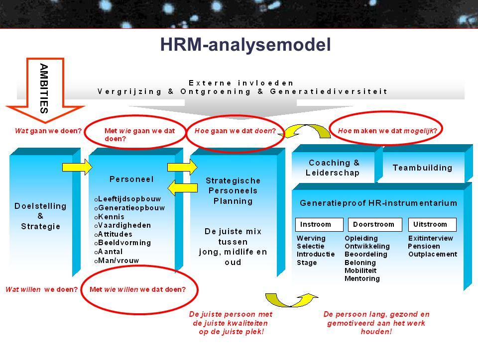 HRM-analysemodel AMBITIES
