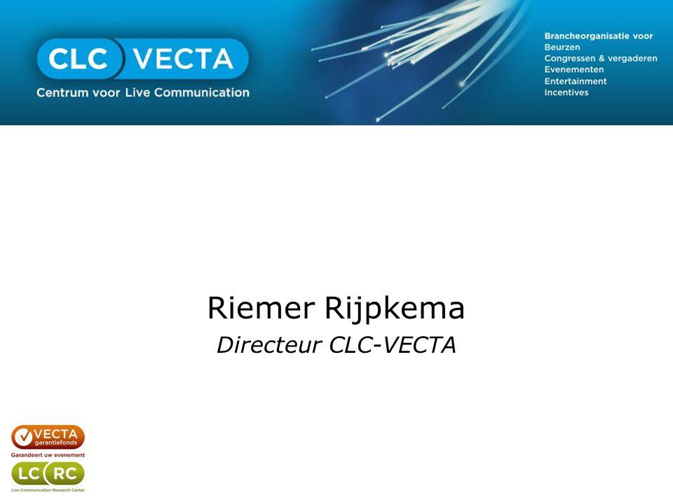Riemer Rijpkema Directeur CLC-VECTA
