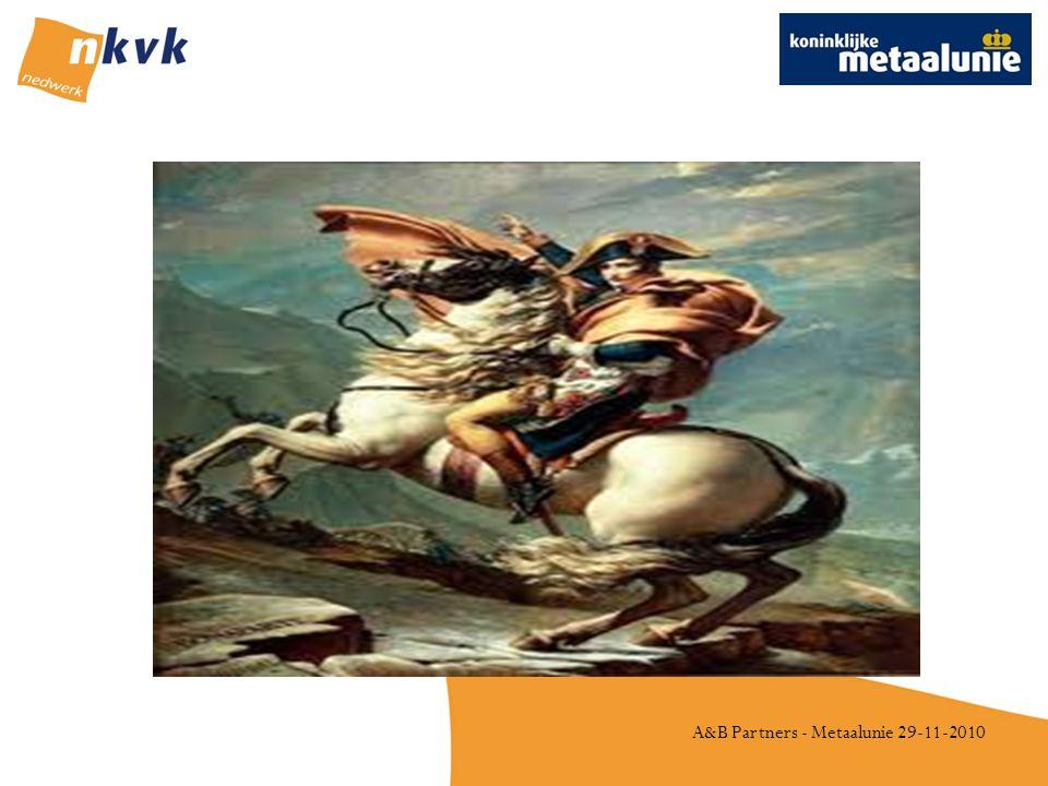 A&B Partners - Metaalunie 29-11-2010