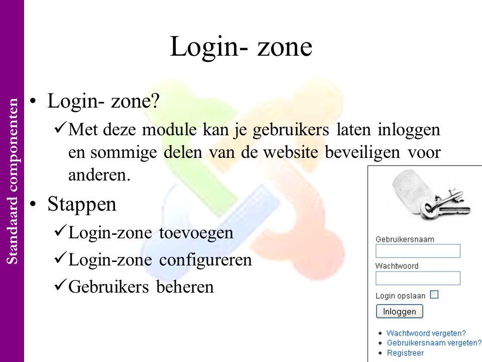 Login- zone •Login- zone.