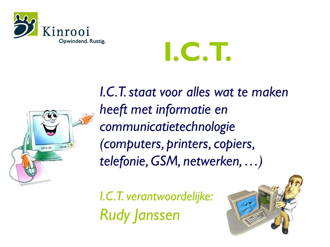 I.C.T.