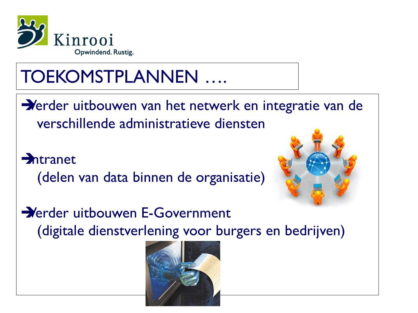NOG ENKELE DATA 3 Digitale telefooncentrales 1 Zegelmachine (voor frankeren briefwisseling) 3 Beamers 18 GSM's 2 Smartphones Internet- en emailprovider is Belgacom