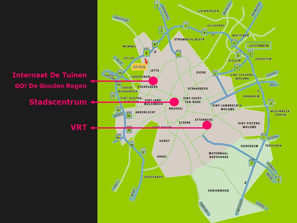 Internaat De Tuinen GO! De Gouden Regen Stadscentrum VRT
