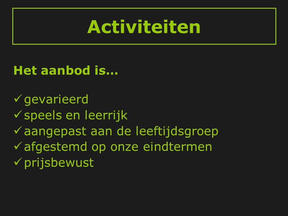Praktisch Briefwisseling: Autonoom internaat De Tuinen GO.