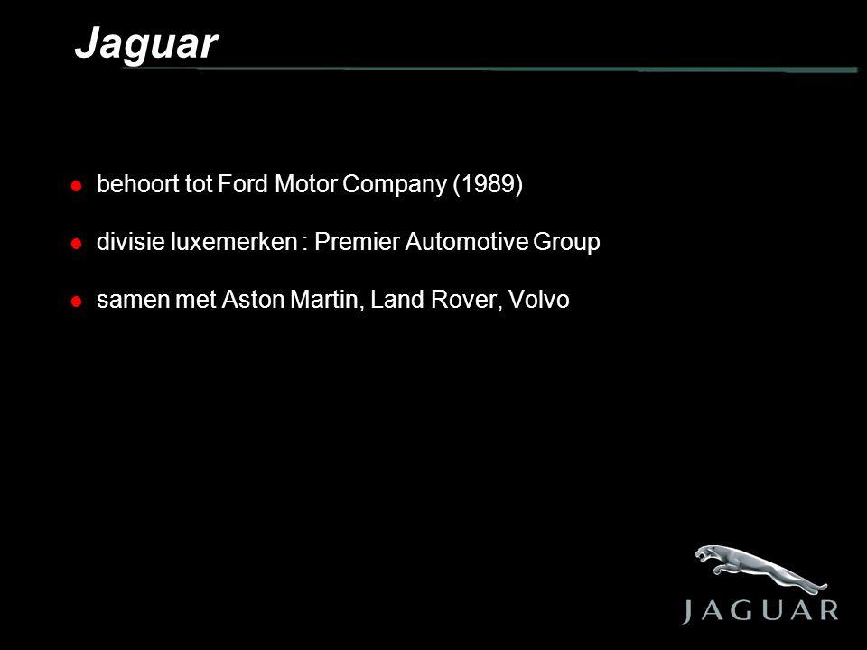  behoort tot Ford Motor Company (1989)  divisie luxemerken : Premier Automotive Group  samen met Aston Martin, Land Rover, Volvo Jaguar