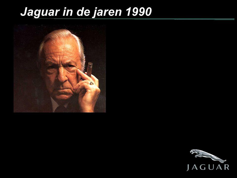 Jaguar in de jaren 1990