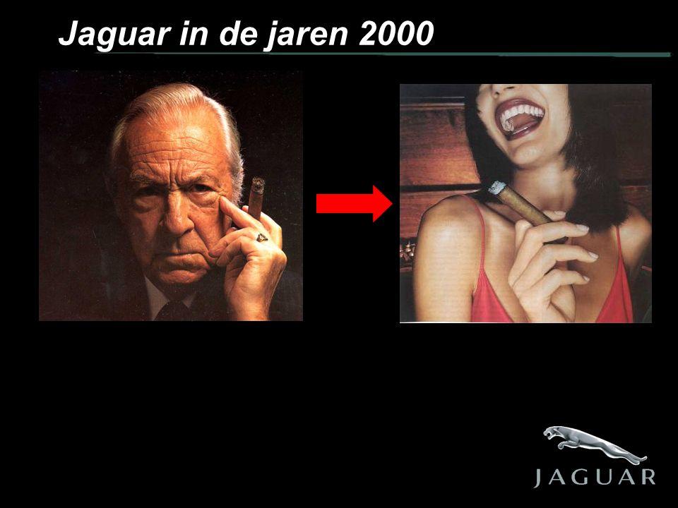 Jaguar in de jaren 2000