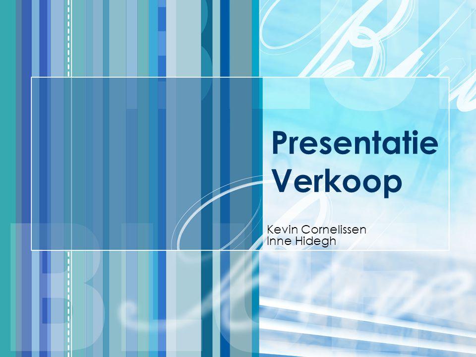 Presentatie Verkoop Kevin Cornelissen Inne Hidegh