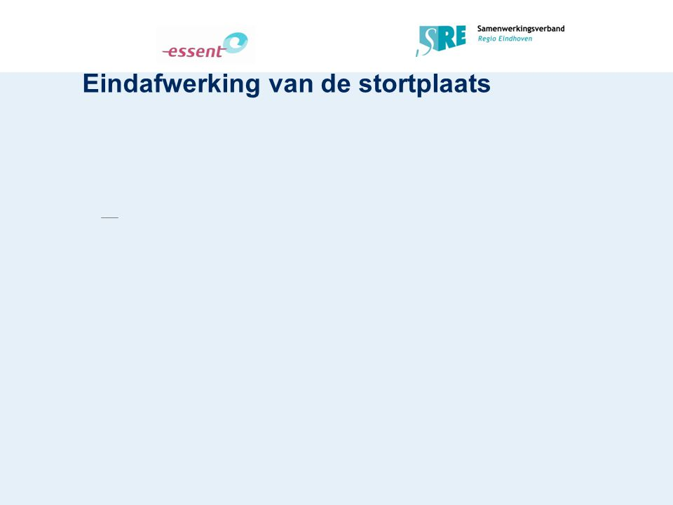 Uitwerking keuze projectmatige/thematische aanpak  Projectmatig: Hooidonksche Beek, Bosplan Vaarle(SRE), ontsluiting landgoed.