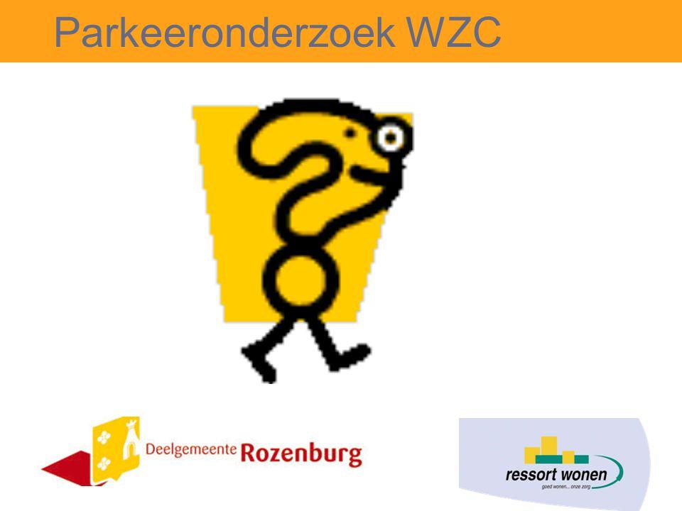 Parkeeronderzoek WZC