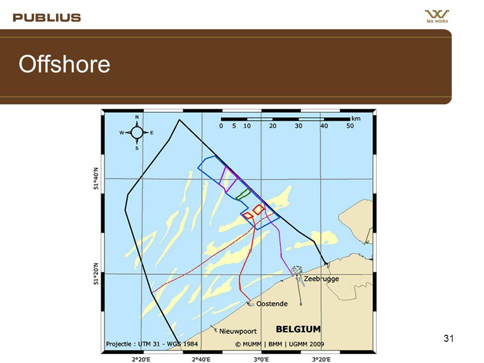 Energie(prestatiecertificaten) en de advocaat 31 Offshore