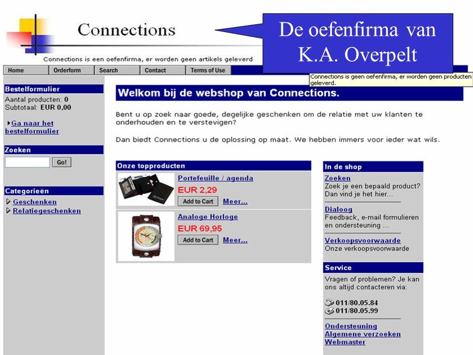 De oefenfirma van K.A. Overpelt
