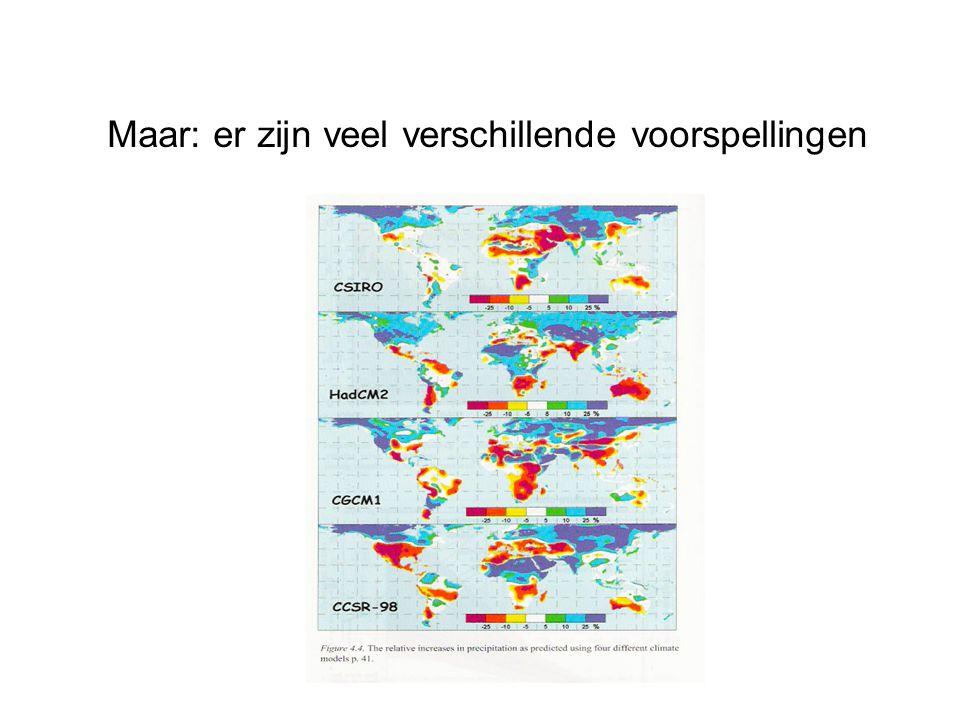 Risico's bij klimaatverslechtering •Verandering naar geleidelijk hogere temperaturen en dus hogere evapotranspiratie •Minder regenval en andere regenvalregimes, bv kortere regenseizoenen, andere begindata regens, langere Saharawinden •Verandering van ecozones, agro-ecozones en gewassamenstelling: effect op agrarische bestaansverwerving (livelihoods) •grotere kans op droogtes en extreme weersomstandigheden (ook: overstromingen, windstormen, stofstormen)