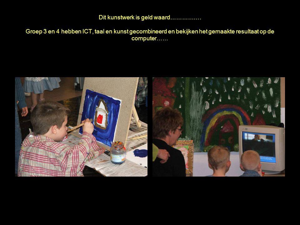april 2006 Annie M.G. Schmidt school Dit kunstwerk is geld waard…………….