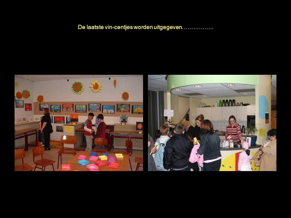 april 2006 Annie M.G. Schmidt school De laatste vin-centjes worden uitgegeven……………..