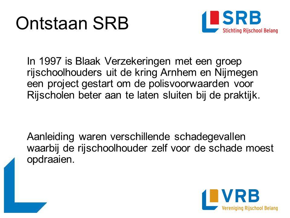 In 1997 is Blaak Verzekeringen met een groep rijschoolhouders uit de kring Arnhem en Nijmegen een project gestart om de polisvoorwaarden voor Rijschol