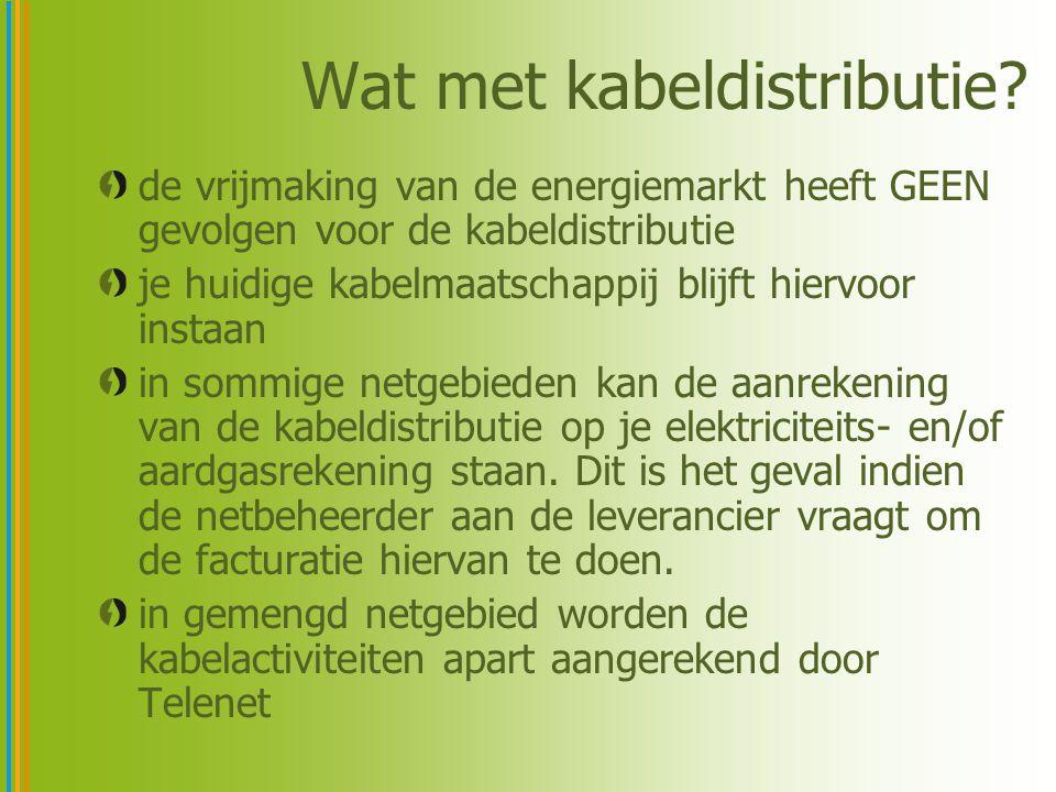 Leverancierswissels voor alle up-to-date informatie betreffende leverancierswissels en marktaandelen van de actieve leveranciers in de vrijgemaakte energiemarkt in Vlaanderen: www.vreg.be Energiemarkt, Statistieken