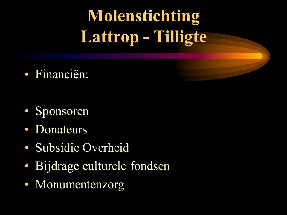 Molenstichting Lattrop - Tilligte •Molenaarswerk: •vastzetten wiggen in o.a. wieken, bovenwiel spoorwiel, bonkelaar, steenschijf en pasbalk. •bouten e