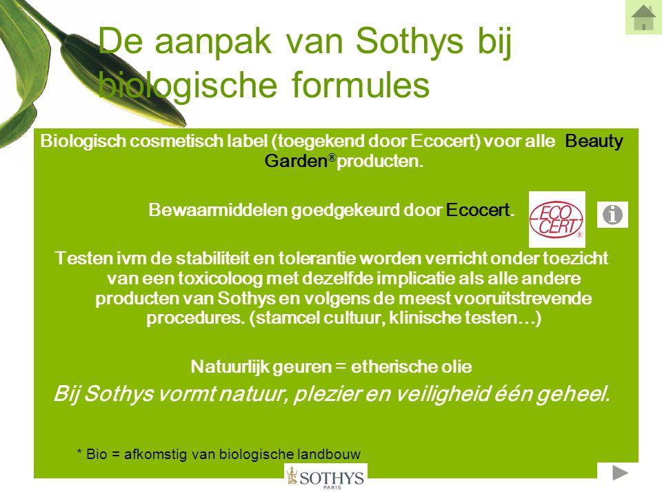 ECOCERT Ecocert is al 16 jaar een certificatieorganisme.