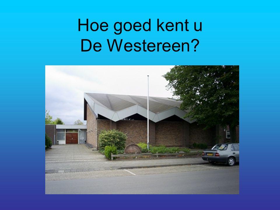Vraag 1 In welke straat staat dit.Schoolstraat Waarvoor is dit.