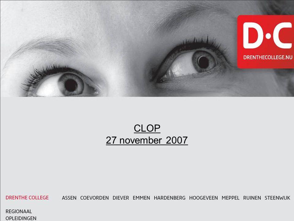 CLOP 27 november 2007