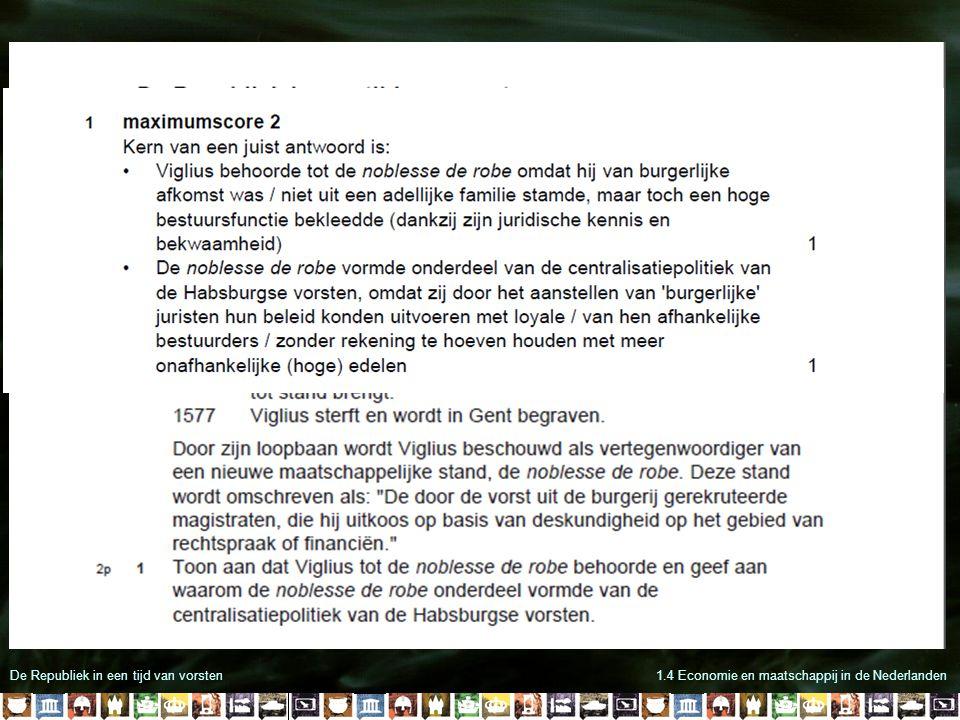 De Republiek in een tijd van vorsten1.4 Economie en maatschappij in de Nederlanden