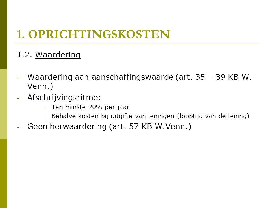 4.FINANCIELE VASTE ACTIVA 4.1. Bepaling en classificatie Controle in feite (art.