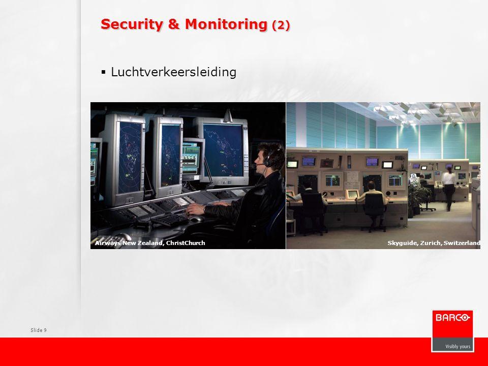 Slide 10 Security & Monitoring (3)  Telecom Reliance Infocomm, India