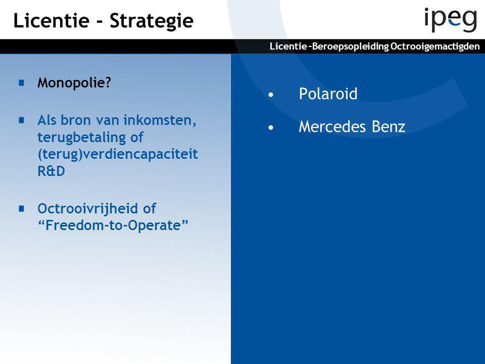 •Dolby •IBM •Qualcomm •Philips Monopolie.