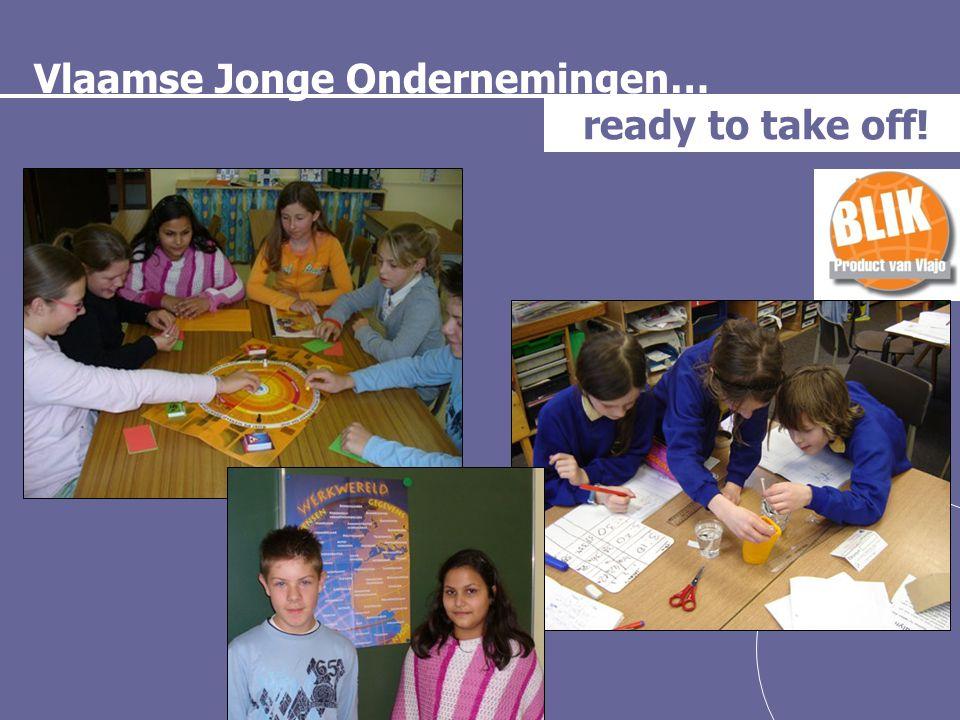Vlaamse Jonge Ondernemingen… ready to take off!